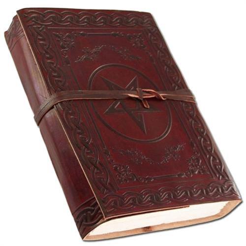 Medieval European Handmade Leather Diary