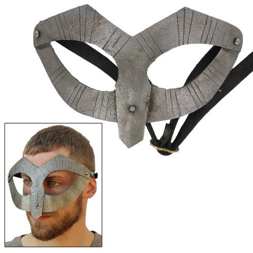 Barbarian War Gjermundbu Viking Mask Armor