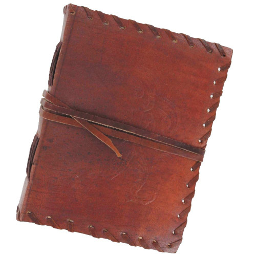 The Original Fool Jester Handmade Leather Journal