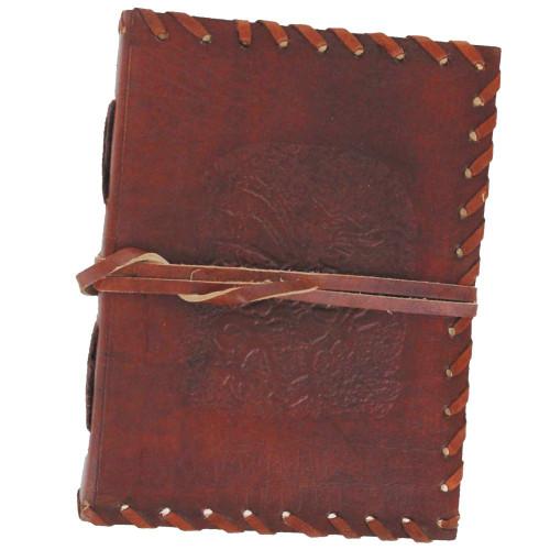 Dragon Slayer Legendary Folklore Leather Journal