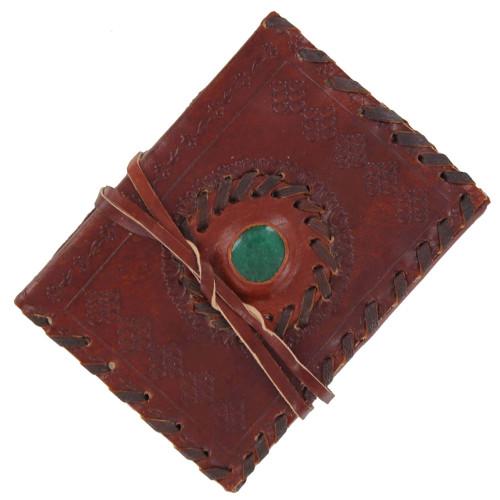 Medieval Dragons Eye Journal Brown