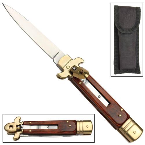 Stiletto Live Oak Automatic Knife