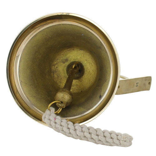 Handcrafted Nautical Brass Bell