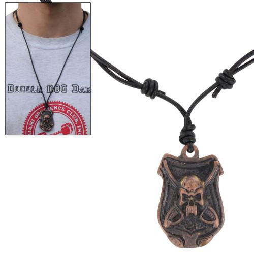Kraken's Treasure Pirate Necklace