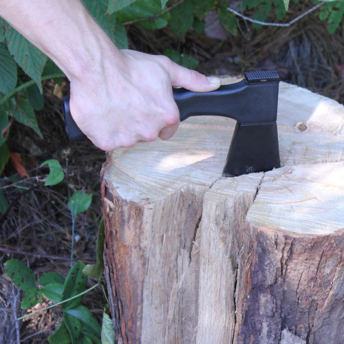 Dark Thrill Seeker Outdoor Camping Axe