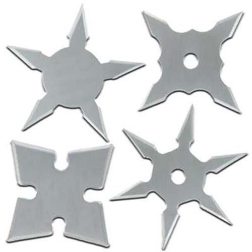 Throwing Stars Mini Shinobi Pro Set