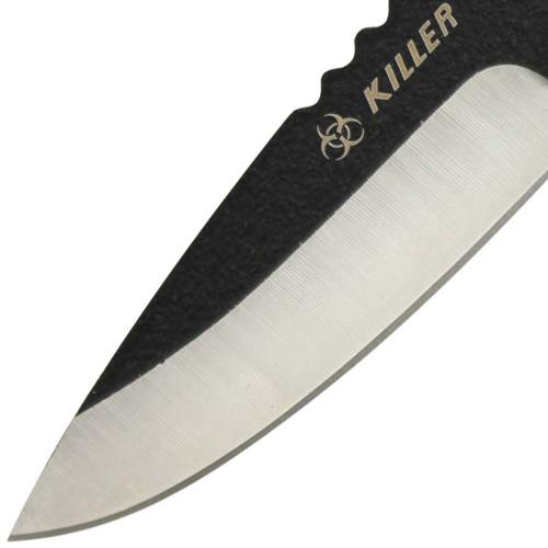 Killer Outdoor Emergency Drop Point Knife