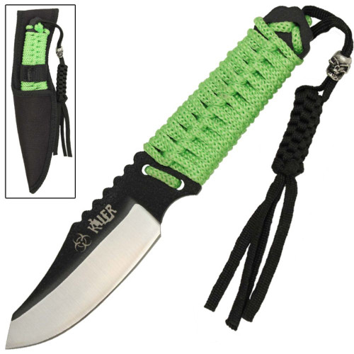 Killer Outdoor Emergency Spay Point Knife