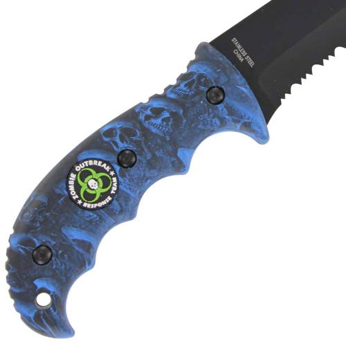 Shadows of the Deep Killer Hunting Knife