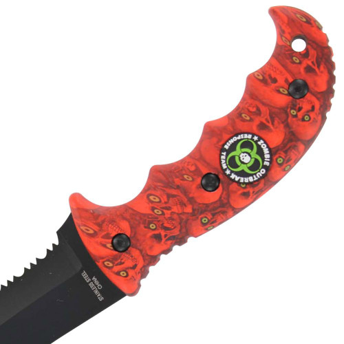 Reject of Hell Hunting Knife