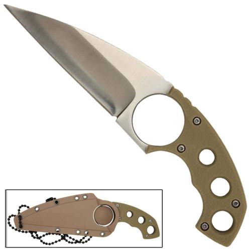 Bird Of Prey Talon Neck Knife
