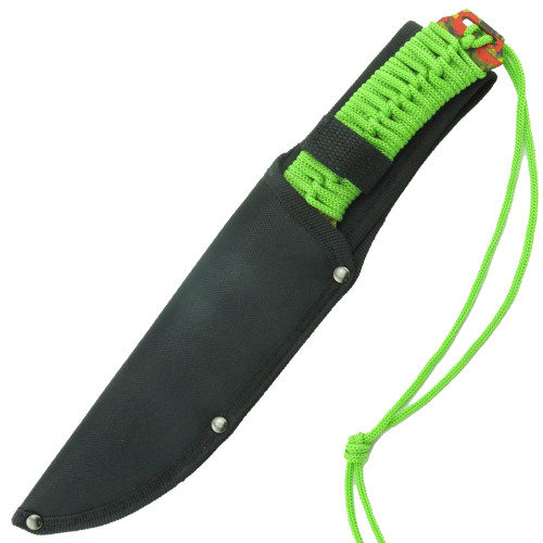Condemned Souls Full Tang Survival Knife