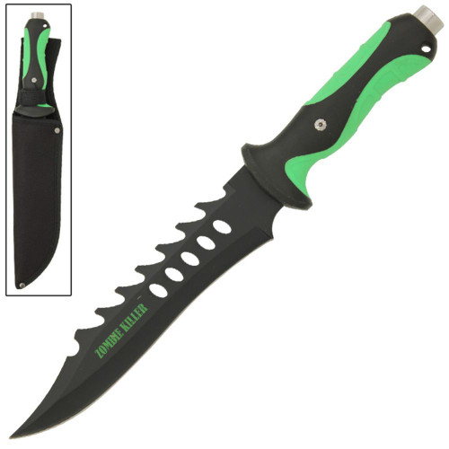 Fiendish Killer Bowie Knife