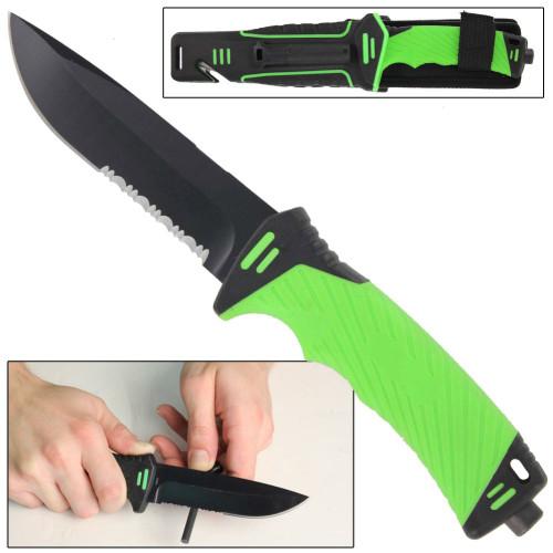 Tough Break Tactical Outdoor Camping Knife