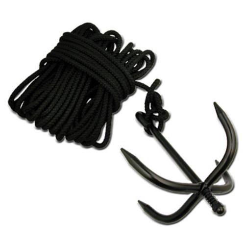 Ninja Grab & Nab Spring Folding Grappling Hook
