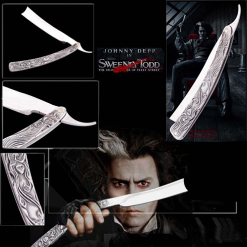 Sweeney Todd Knife The Demon Barber