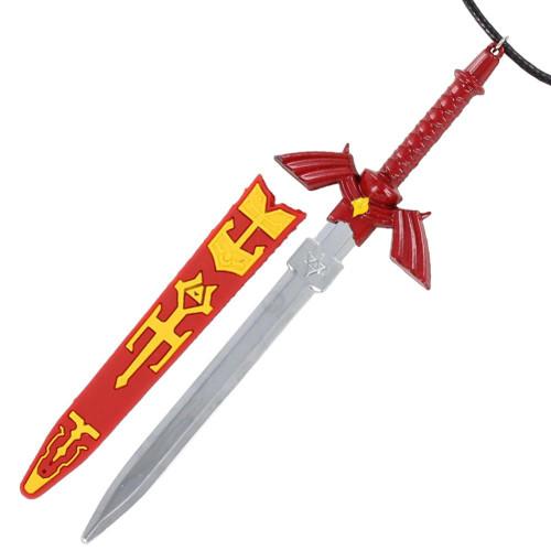 Shadow Master Hyrule Warrior Sword Necklace