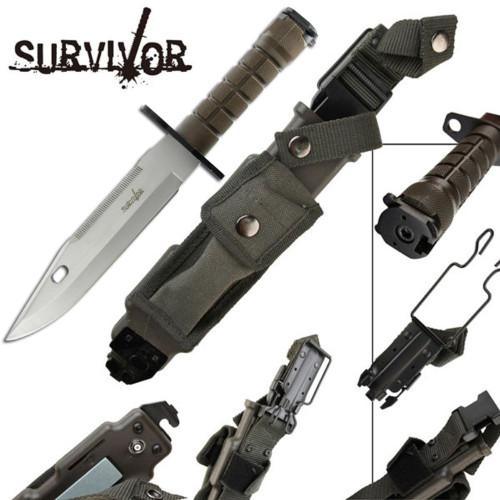 CSGO M9 Bayonet Melee Combat Knife
