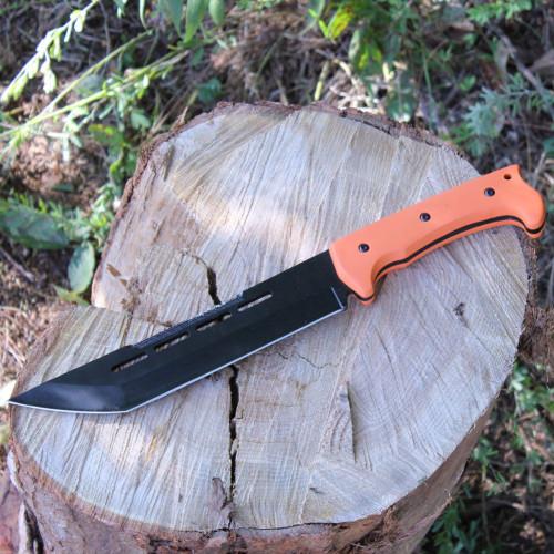 Outdoor Sawback Land Master Hunting Knife