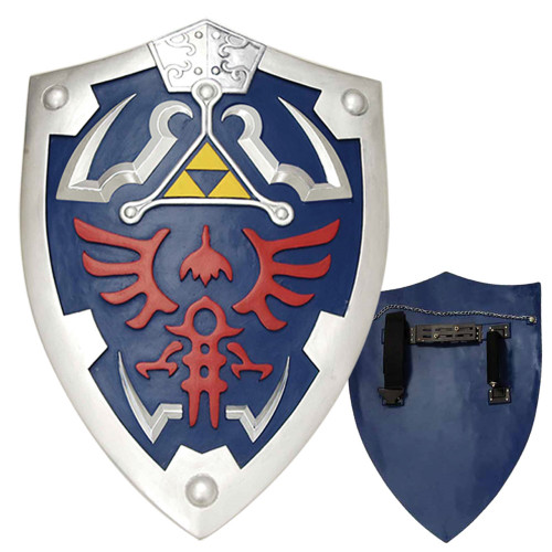 Link's Triforce Authentic Fiberglass Shield from Zelda