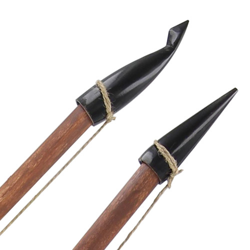 Handcrafted English Long Bow Horn Nocks