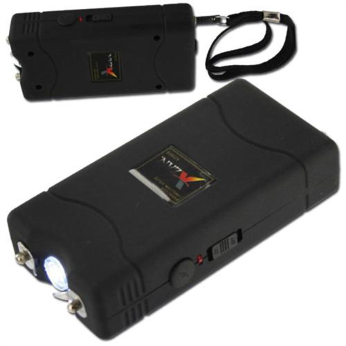 Barracuda 9.8 Million Volt Stun Gun Azan Black