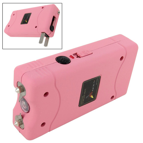 Barracuda 9.8 Million Volt Stun Gun Azan Pink