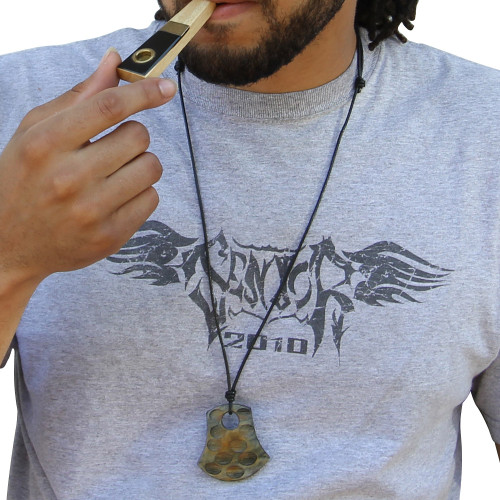 Horn Handmade Gypsy Essence Pendant Necklace