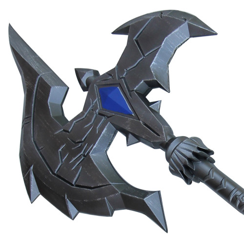 Shadow World Edged Foam War Axe