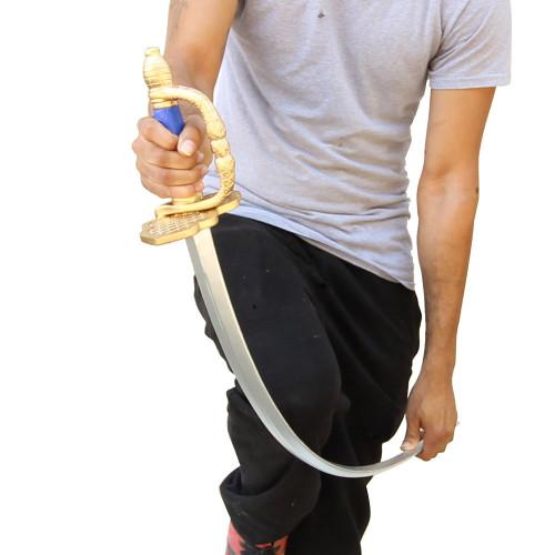 Zorro Sword of Retribution Sheath Combo