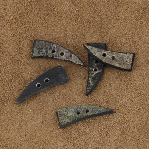 Cape Horn Handmade 5 Piece Button Set