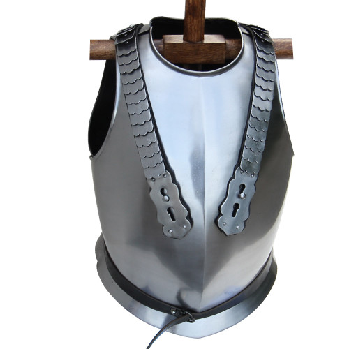 19th Century French Napoleonic 18g Cuirass Armor