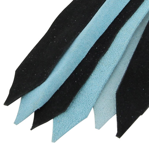 Handmade Nightly Seduction Leather Adult Flogger