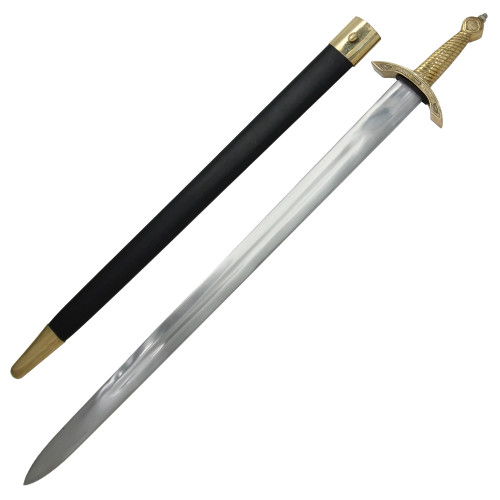 Medieval Norman Knights One Handed Broadsword