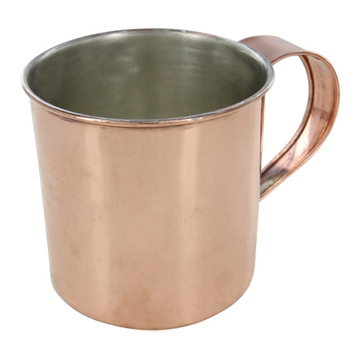 Copper Handmade Camping 24oz Mug