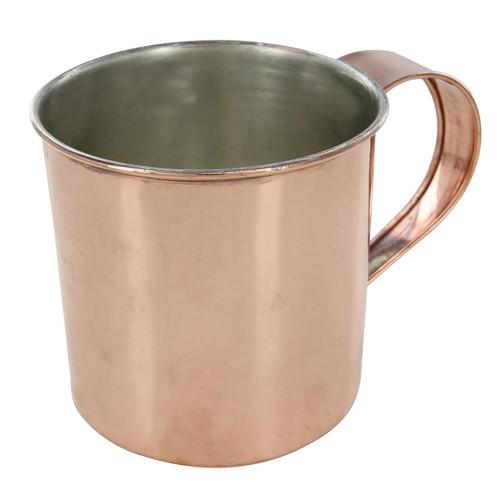 Copper Handmade Camping 24oz Mug