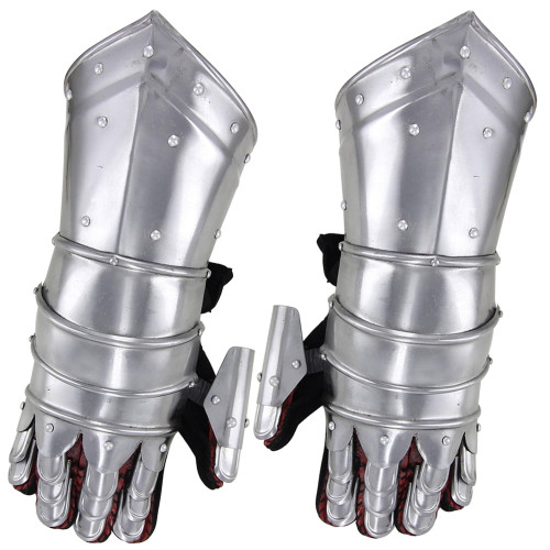 Medieval Knights 20g Field Gauntlets