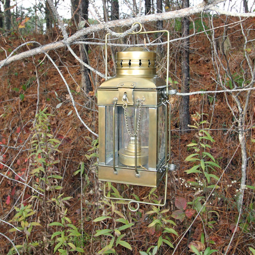Cargo Ship Nautical Lamp Oil Lantern