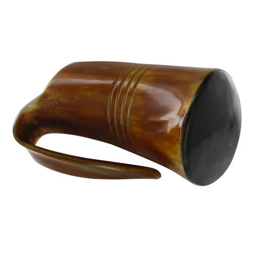 Handmade Midsummer Celebratory Viking Horn Tankard