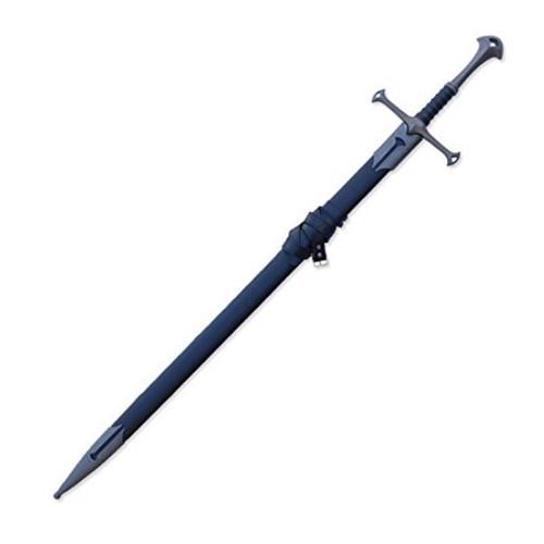 Darkened Medieval King's Blade Sword
