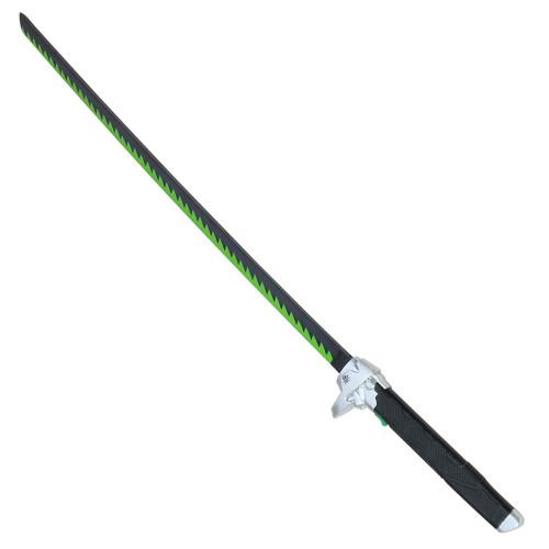 Mini Case Cyborg Dragon Foam Sword Set