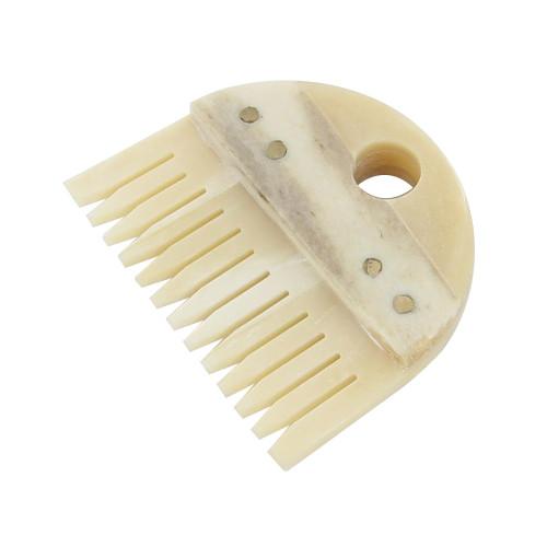 Germanic Handmade Bone Beard Comb