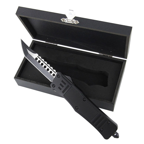 Wolf Den Box Tank Tread OTF Knife Set