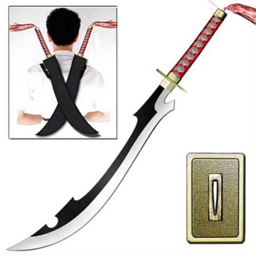 Japanese Scimitar Ninja Twin Sword Set