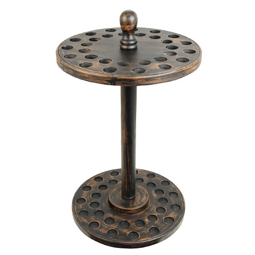 Cabin Fever Rustic Walking Cane Stand