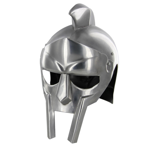 Hand Forged Rhino Legacy Helmet Armor