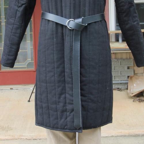 Medieval Caspian Leather Handmade Belt
