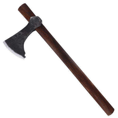 Leif Medieval Viking Axe with Leather Sheath