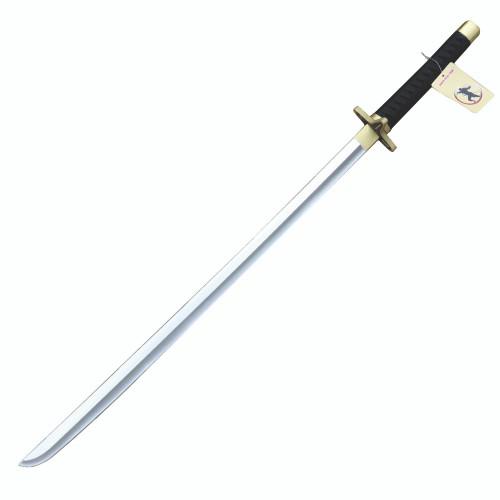 Hitsugaya Toshiro Hyorinmaru Anime Black Foam Cosplay Katana Sword