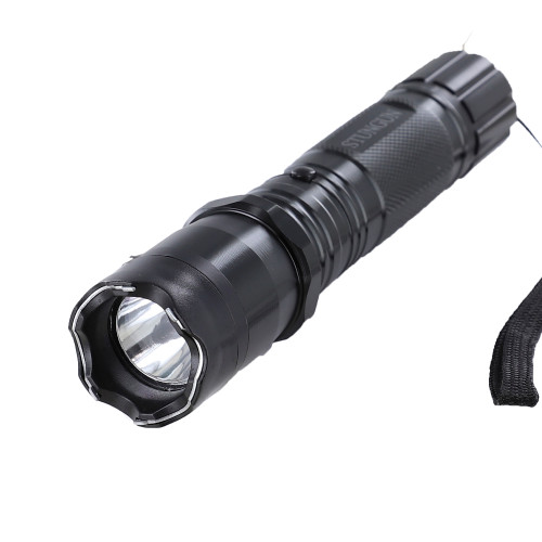 Night Security Guard High Intensity Flashlight Stun Gun